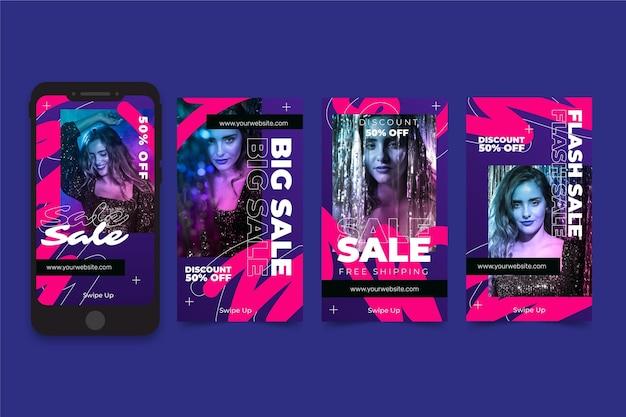 Продажи на дизайн смартфона