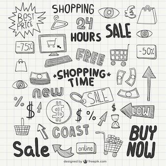 Sales scribbles