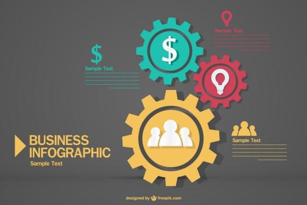 Образец текста бизнес инфографики