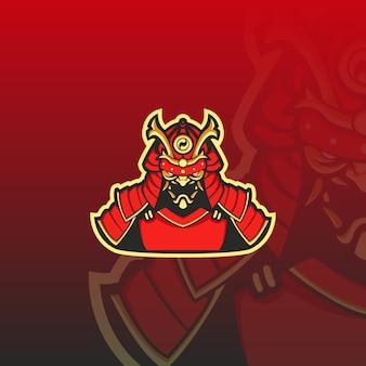 Samurai espot character