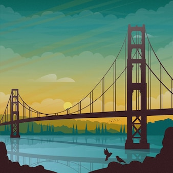 サンフランシスコ橋