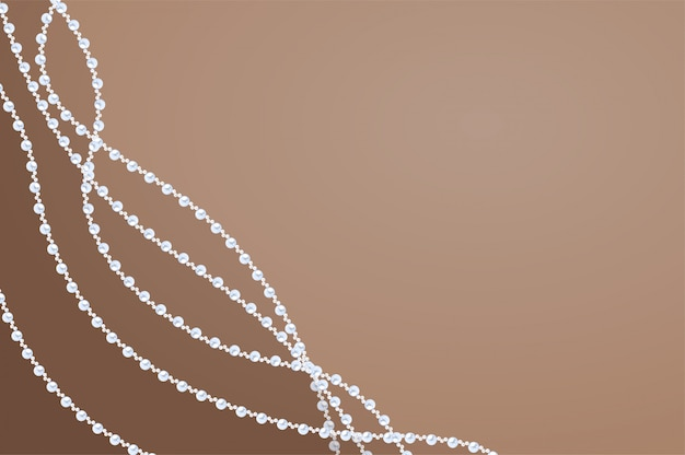 Sandy pearl elegant background