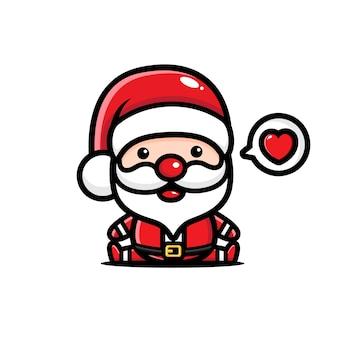 Санта-клаус иллюстрации шаржа