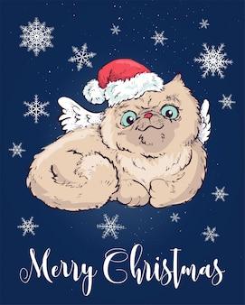 クリスマスの帽子の帽子santa claus elf