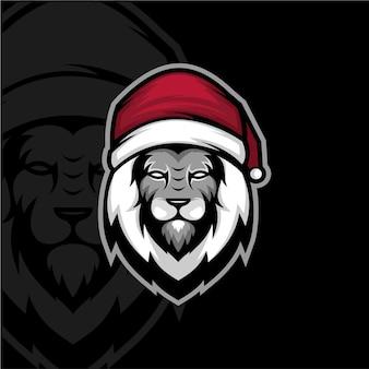 Santa claus mascot design