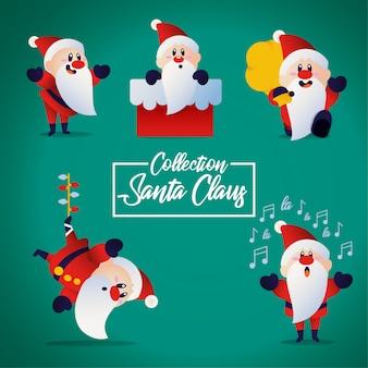 Santa claus pack