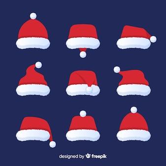 Santa's hat set