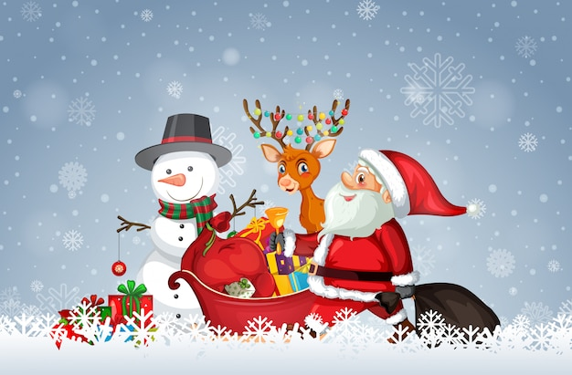 Pere Noel Vectors Photos And Psd Files Free Download