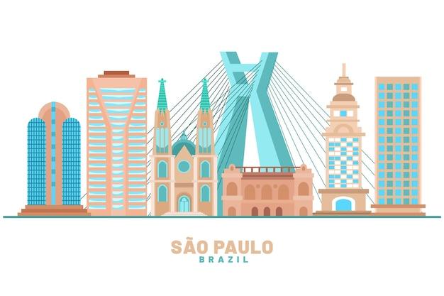 상파울루 스카이 라인