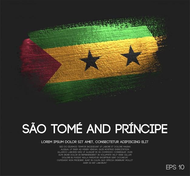 São tomé and príncipe flag