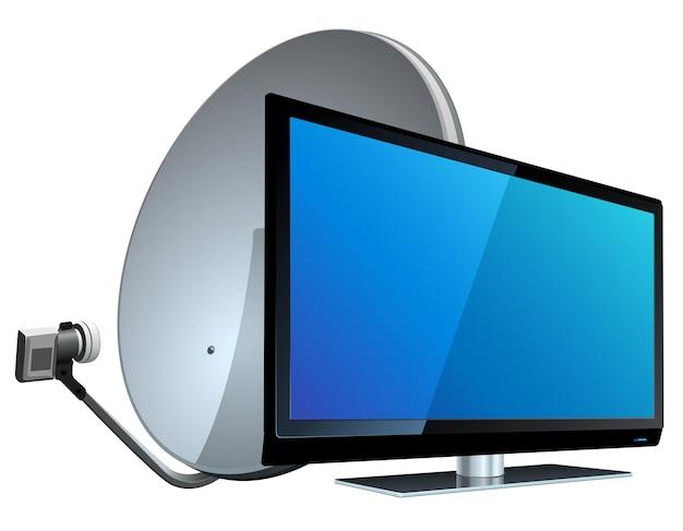 衛星テレビ