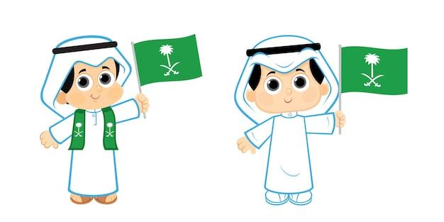 사우디아라비아 국경일 축하
