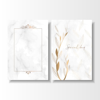 Save the date special day wedding birthday card