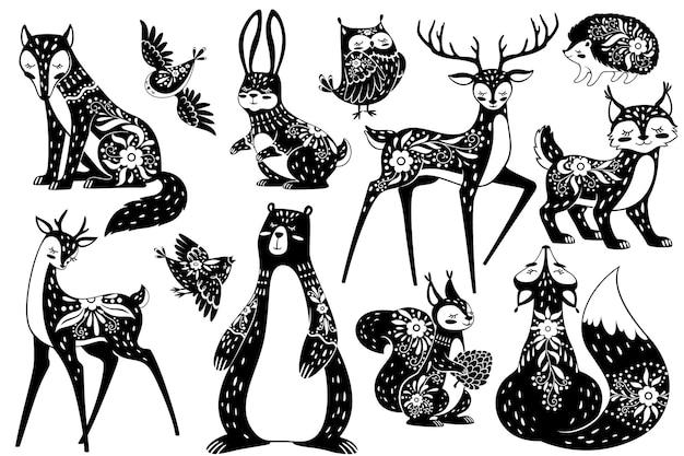 스칸디나비아 동물