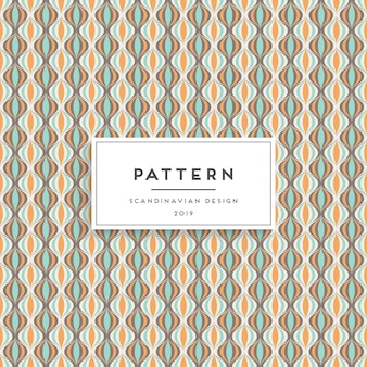 Scandinavian seamless pattern. fabric print design