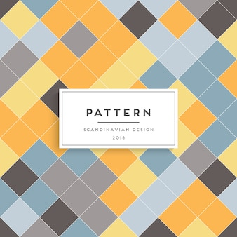 스칸디나비아 원활한 패턴