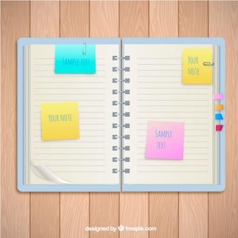 Расписание с нотами