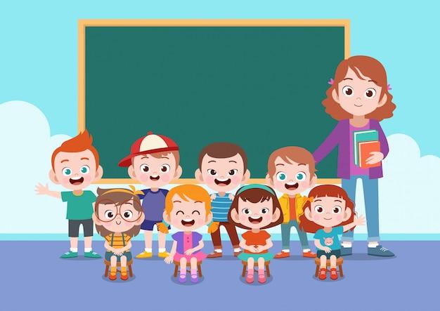School activity