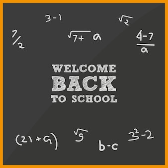 School board welcome back to school