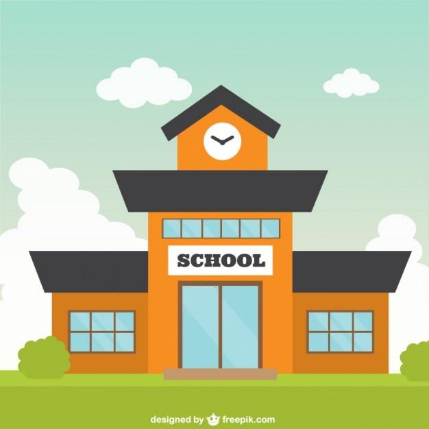 school building vectors photos and psd files free download rh freepik com school vectorpng school vector logo