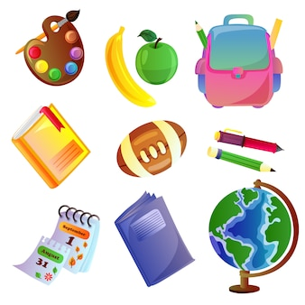 School element object set