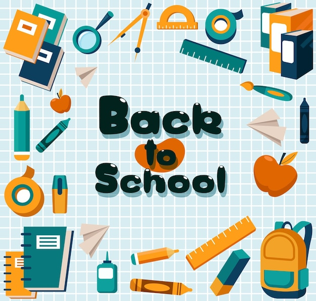 The school has opened the semester. students have returned to study subjects such as art, sports, math, and science.