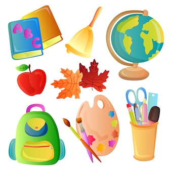 School object element set collection