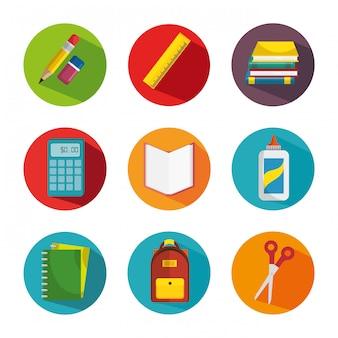 School supplies education