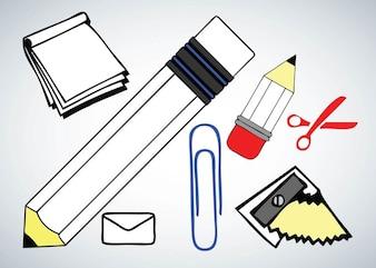 School Vector Icons
