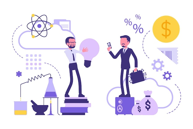 Science and business collaboration
