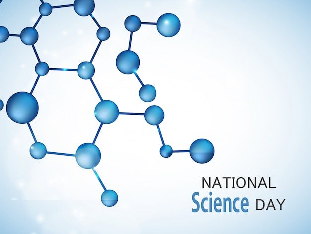 Science day background