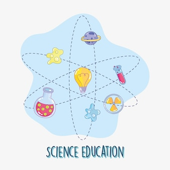 과학 교육 그림