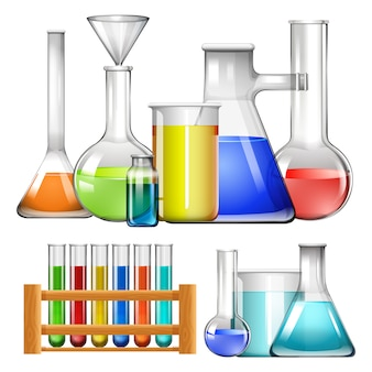 Science elements collection