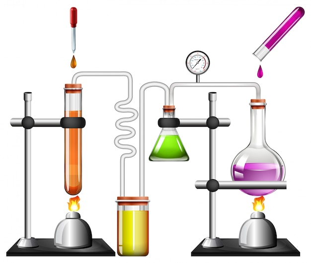 Science equipments