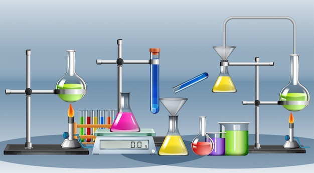 Science equipments