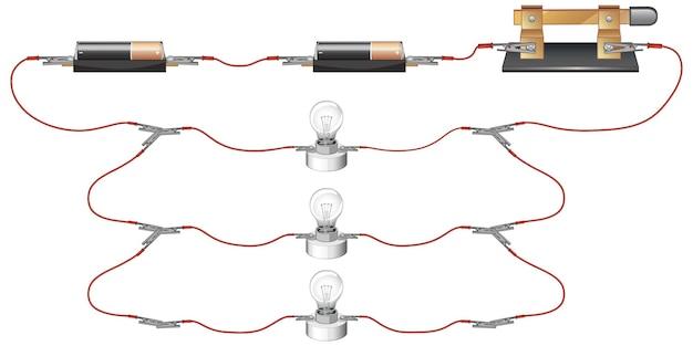 回路の科学実験