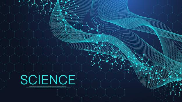 Научный фон коронавируса для медицины наука технологии химия