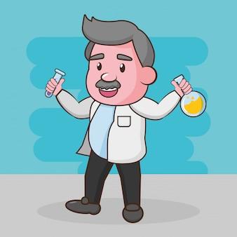 Scientific laboratory science