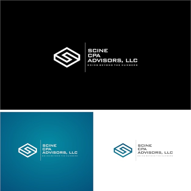 Scine cpaの顧問ロゴ