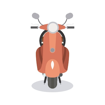 Scooter style design