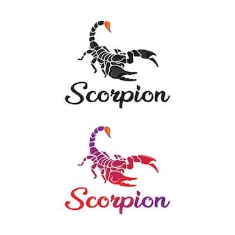 Скорпион логотип