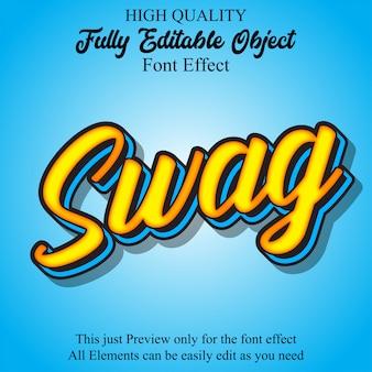 Скрипт с эффектом редактируемого шрифта в стиле внутреннего теневого текста
