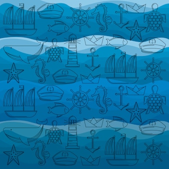 Sea concept design