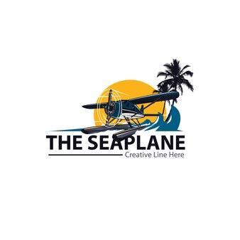 The sea plane