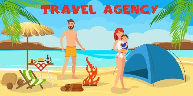 Sea resort activities