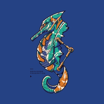 Seahorse federation