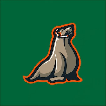 Seal e sports logo
