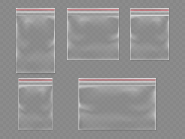 Sealed polythene 3d bags or realistic plastic pack with self adhesive flap.