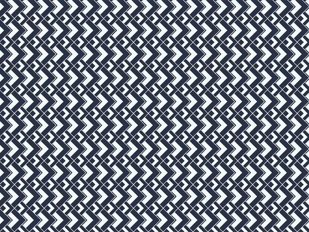 シームレスな抽象的な幾何学模様の背景。