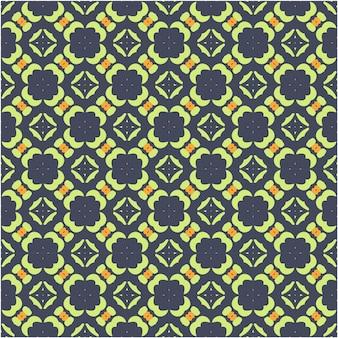 Бесшовный абстрактный узор в стиле ацтеков. рисунок племенной вышивки. индийский, скандинавский, цыганский, мексиканский, народный узор